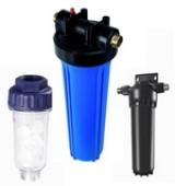 Магистральные фильтры очистки для воды, предфильтры